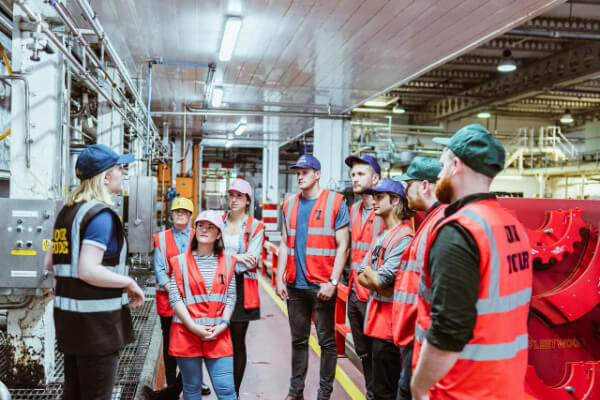 Tennent's Brewery Tour